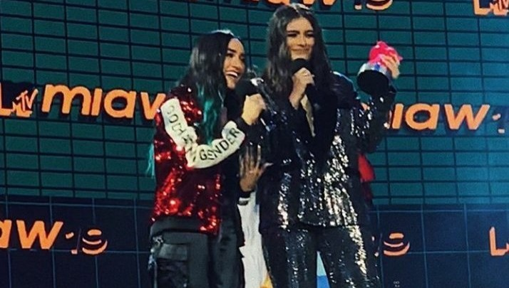 MTV MIAW 2019 winners