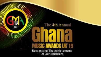 2019 Ghana Music Awards UK nominees