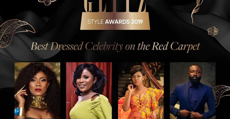 Glitz Style Awards 2019 nominees