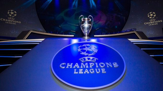 UCL Draw UEFA Champions League Draw