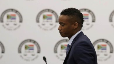 Duduzane Zuma at State Commission of Inquiry