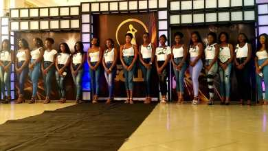 Miss Gold Ghana 2019 contestants