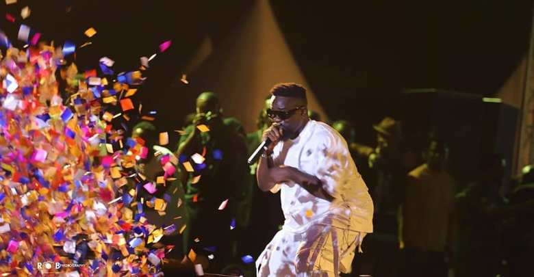 Sarkodie This Is Tema Music Festival