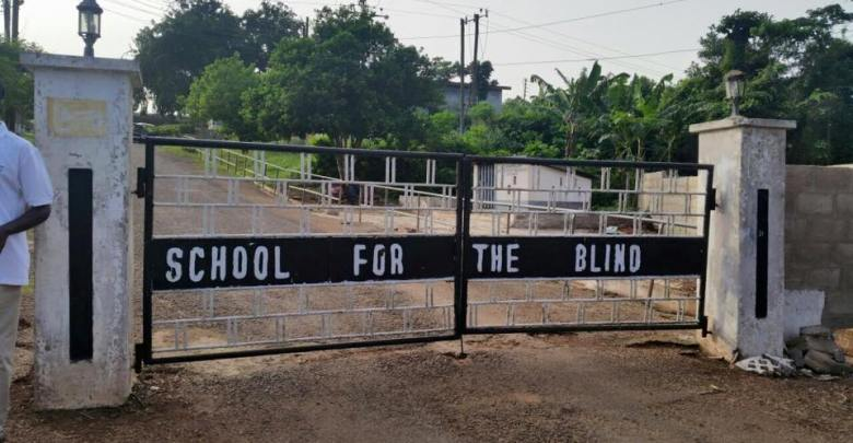 Akropong School for the Blind