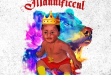 Mannificent EP Cover (Front)