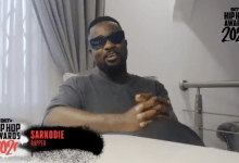 Sarkodie presents BET Best International Flow