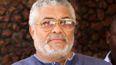 Jerry John Rawlings death die dies dead