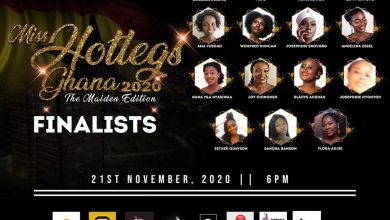 Miss Hotlegs Ghana 2020 contestants beauty pageant grand finale