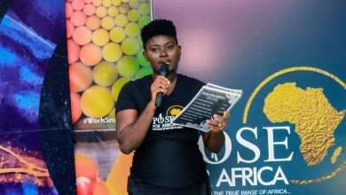 Pose For Africa media soiree