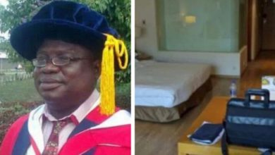 Polytechnic rector suspended for fixing a king-sized bed in his office