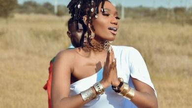 Wendy Shay Pray For The World video song ebony reigns tribute