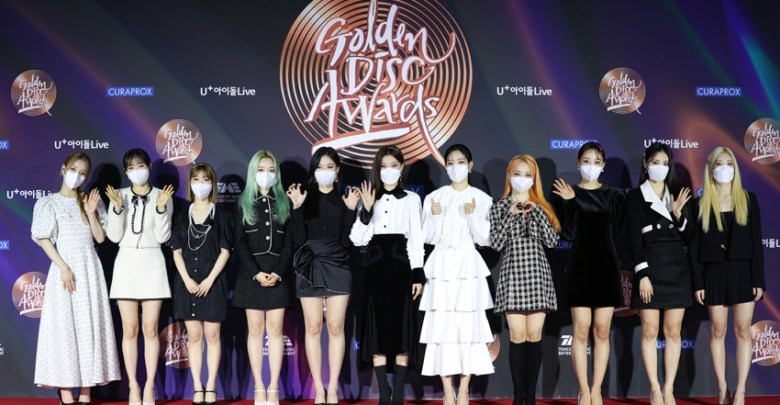 35th golden disc awards 2021