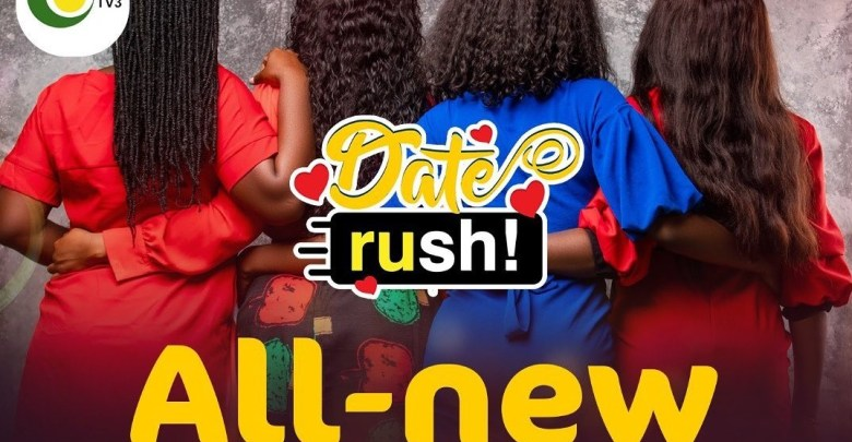 Date Rush new season 2021 watch