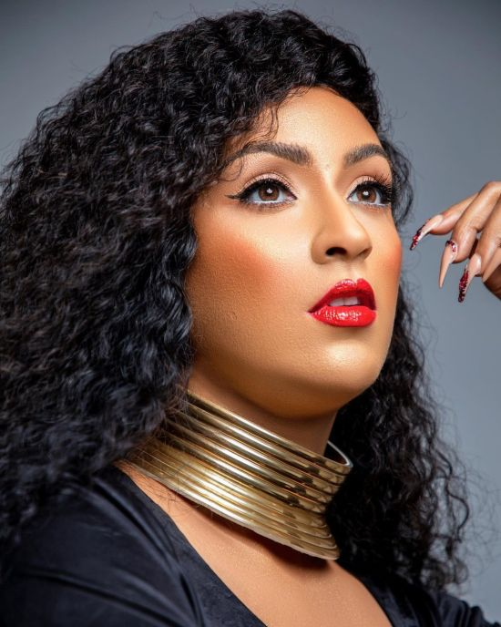Juliet Ibrahim birthday 35