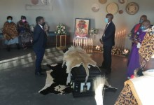 WATCH LIVE Funeral Service of HM King Madzikane II Thandisizwe Diko