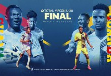 WATCH LIVE Ghana vs Uganda AFCON U-20 Grand Finale