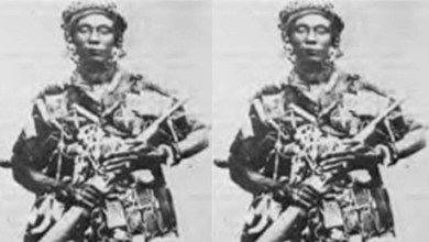 Yaa Asantewaa fake photo picture
