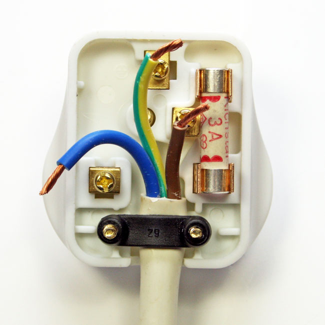 Uk Plug Wiring Colours