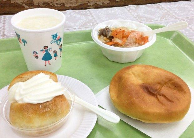 レトロなカフェ近江屋洋菓子店で食べた美味しいもの