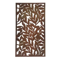 Metal Leaf Wall Art | Plum & Post