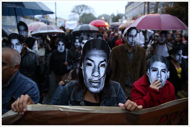 Xalapa con Ayotzinapa