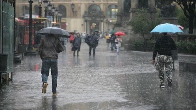 Fuertes lluvias en Jalisco por huracán Patricia