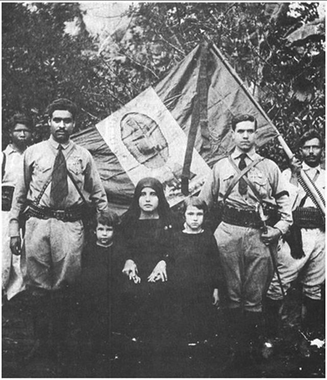 516px-Cristero-leaders-and-their-banner