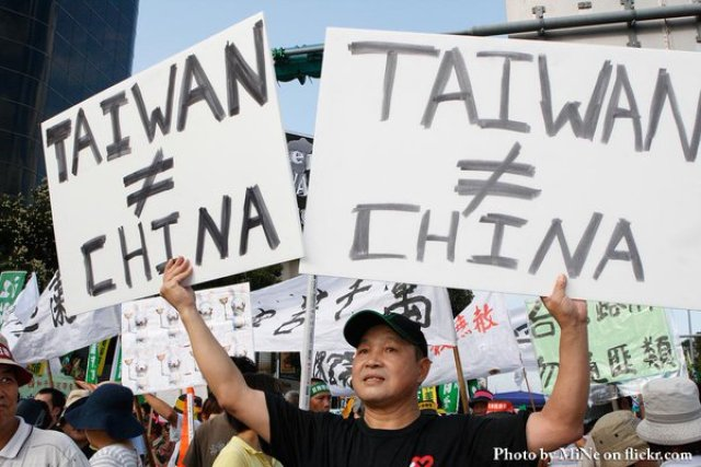 China Taiwán Tsai Ing-wen