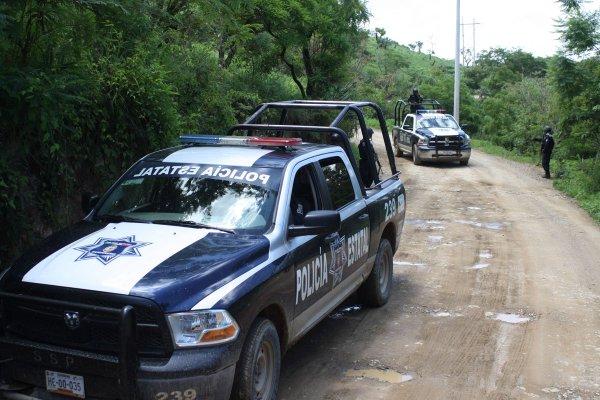 Policía Guerrero 2
