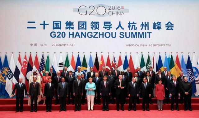 Cumbre del Grupo de los 20