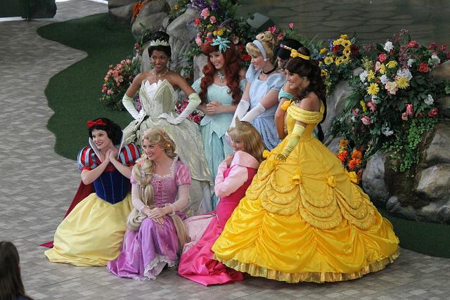 princesas-reales