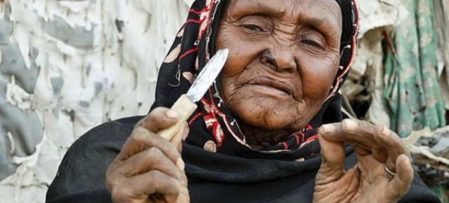 Kenia mutilación