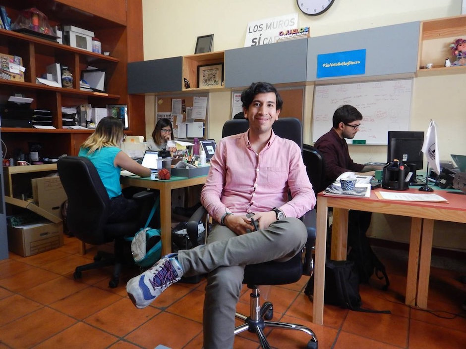 Kumamoto, entrevista, #SinVotosNoHayDinero, Jalisco, diputado independiente