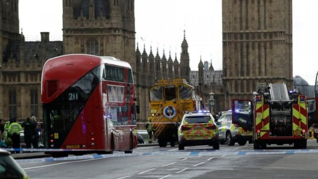 Londres ataque