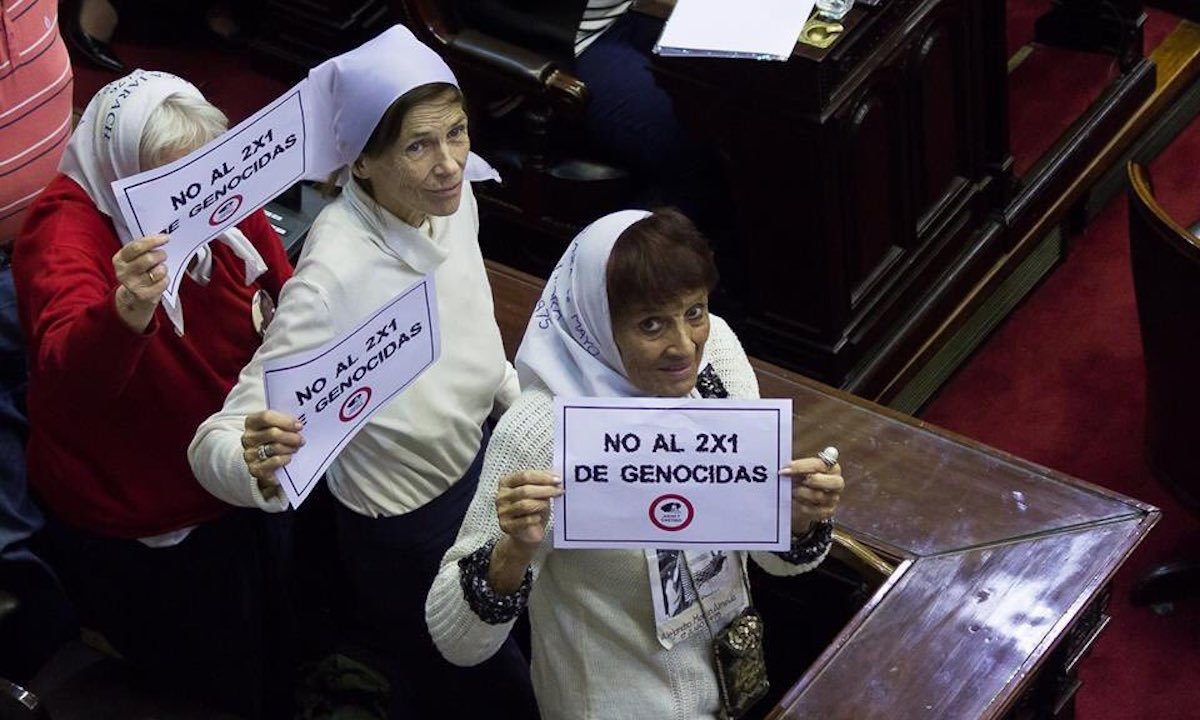 Argentina madres Plaza de Mayo
