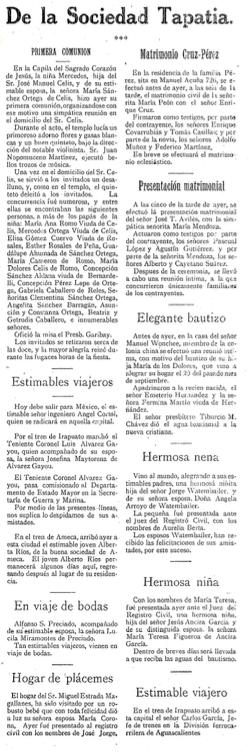 periodistas El Informador