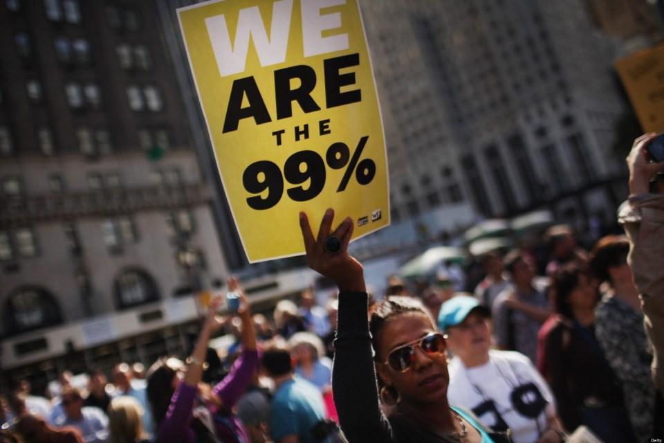 YoSoy132 OccupyWallStreet