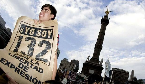 YoSoy132 Angel