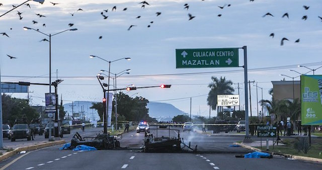 Conflicto Sinaloa