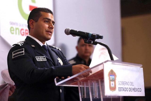 funcionarios García Harfuch