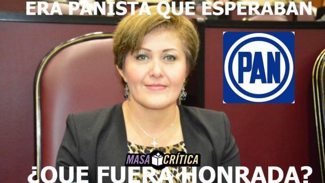 Eva Cadena PAN