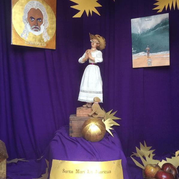 Juarica altar