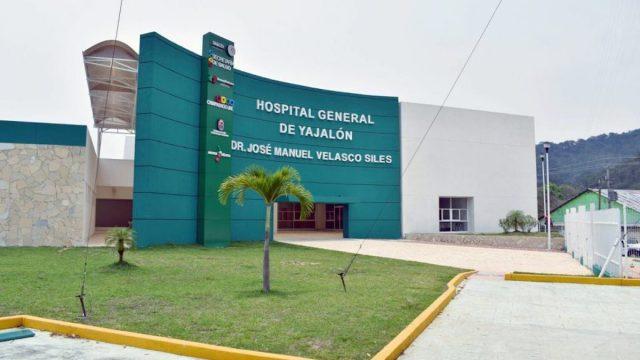 yajalón hospital