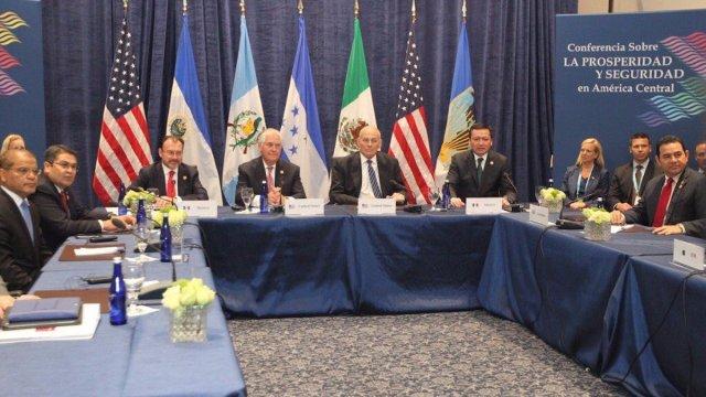 Centroamérica cumbre