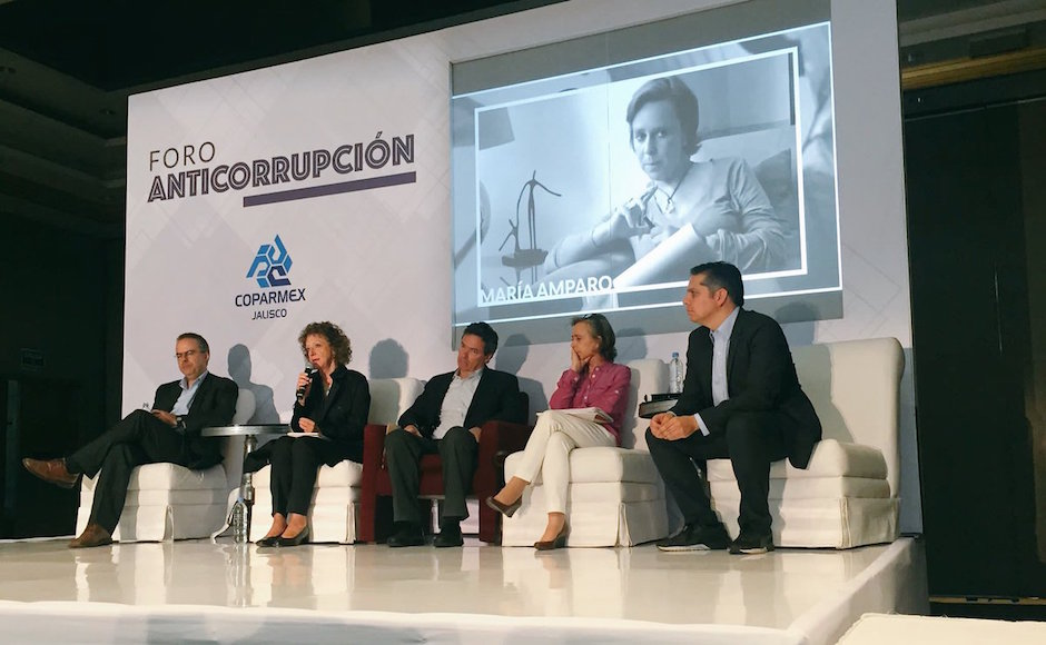 Sistema Nacional Anticorrupción incurre en actos de corrupción