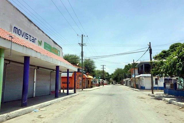 Tamaulipas paro de labores