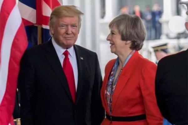 Trump-May