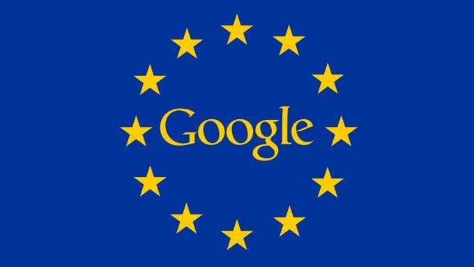 UE multa Google
