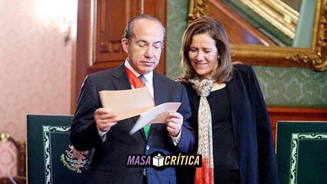 Margarita Zavala, esposos, Calderón, primera dama, margarita, presidente, narco, guerra