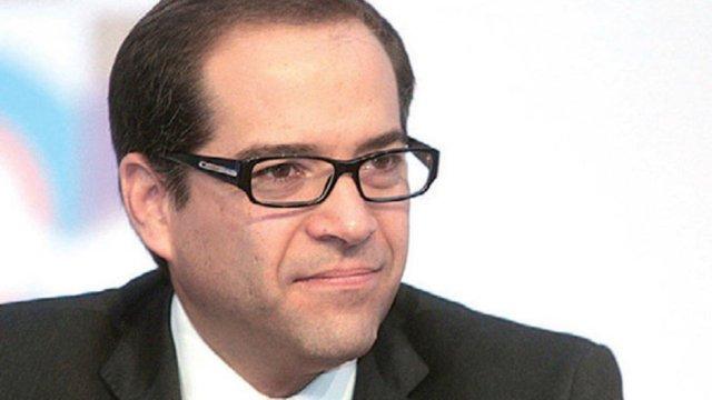 Gobernador de Colima, Ignacio Peralta Sánchez: 'prometer seguridad fue slogan'.